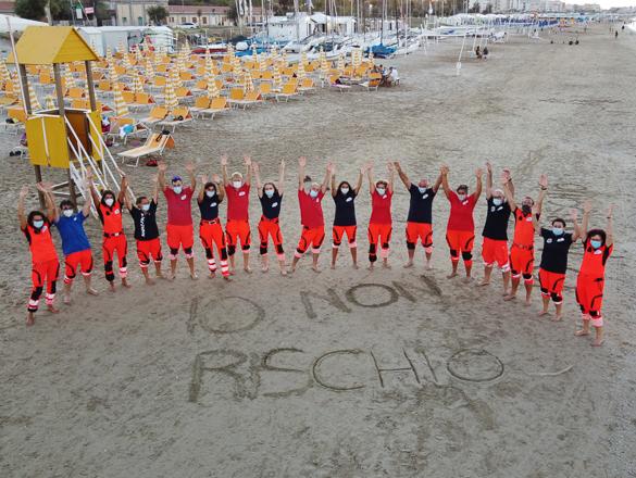 Read more about the article Io Non Rischio 2021 – Buone pratiche di protezione civile a Marina di Montemarciano